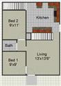 907 S. Main, 1st floor