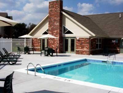 Arbors at Georgetown Pool