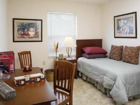 Arbors at Georgetown Bedroom