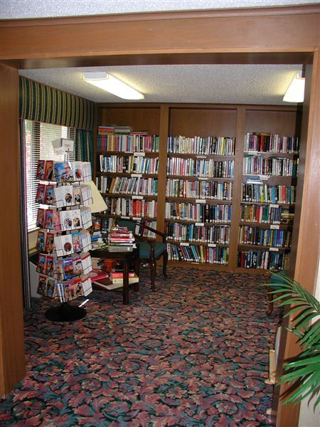 1st Library