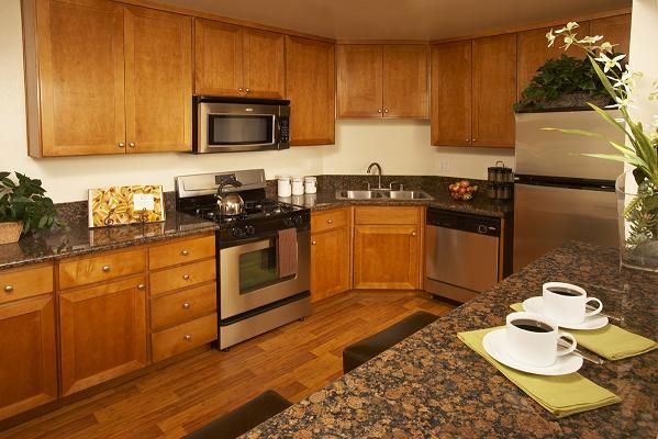 Spacious Gourmet Cook's Kitchen