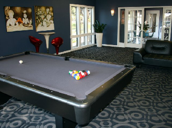 Rivercrest Billiards Room
