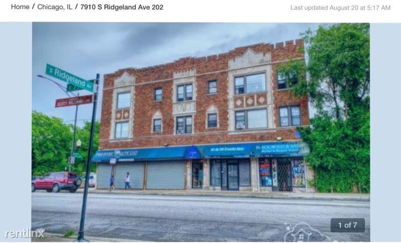 7910 S Ridgeland Ave 202