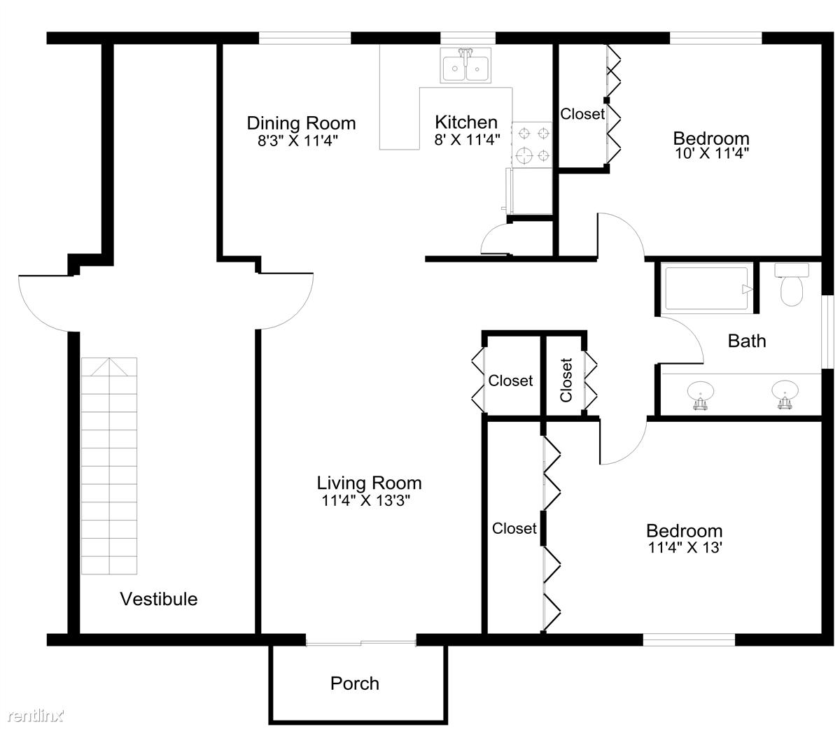 River Reach Apartments Naples Fl: Rivercrest Arms Apartments, Clinton Township