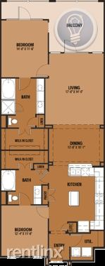 1406 two bedroom