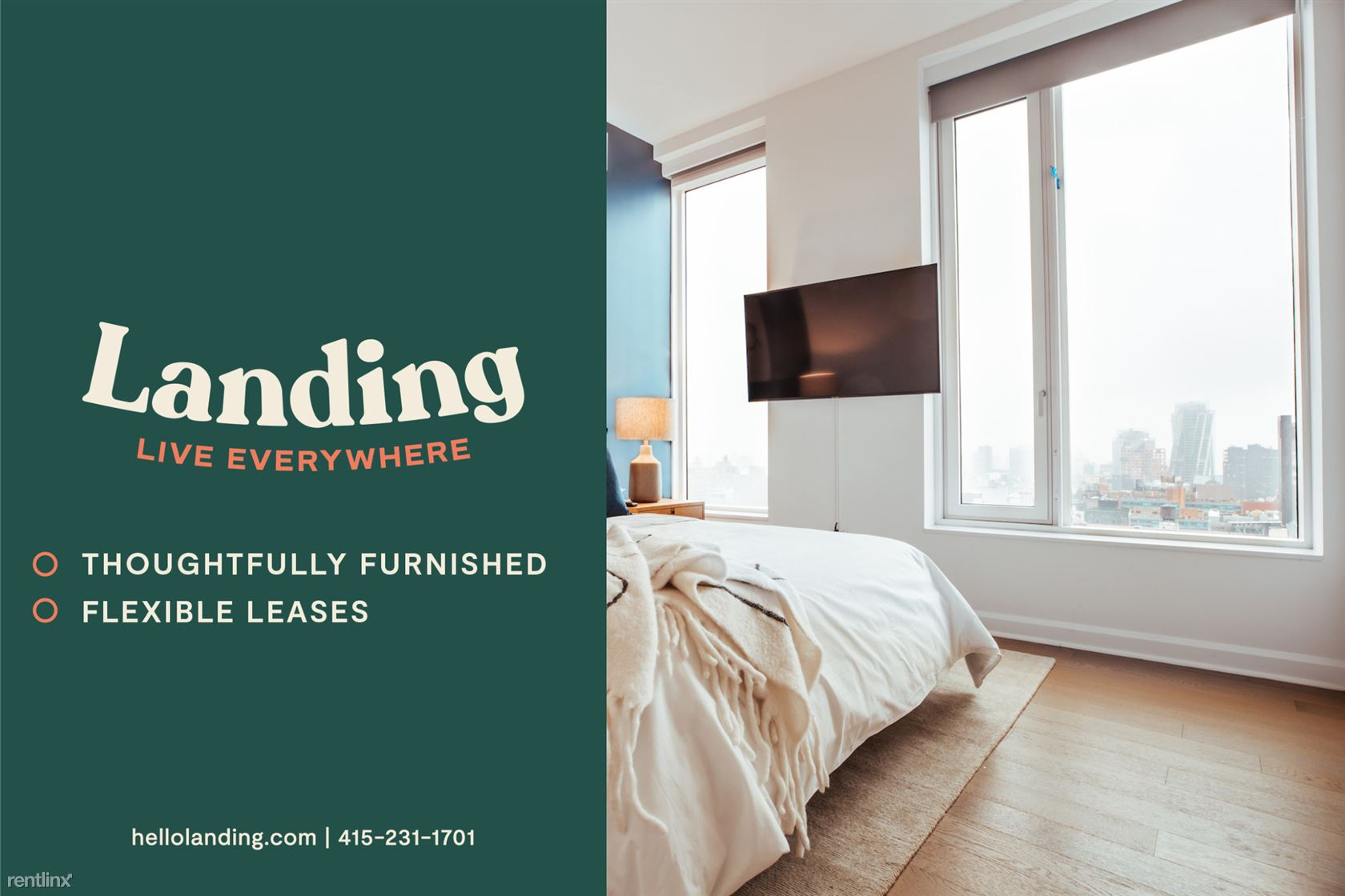Landing Furnished Apartment Allerton Place Apartments