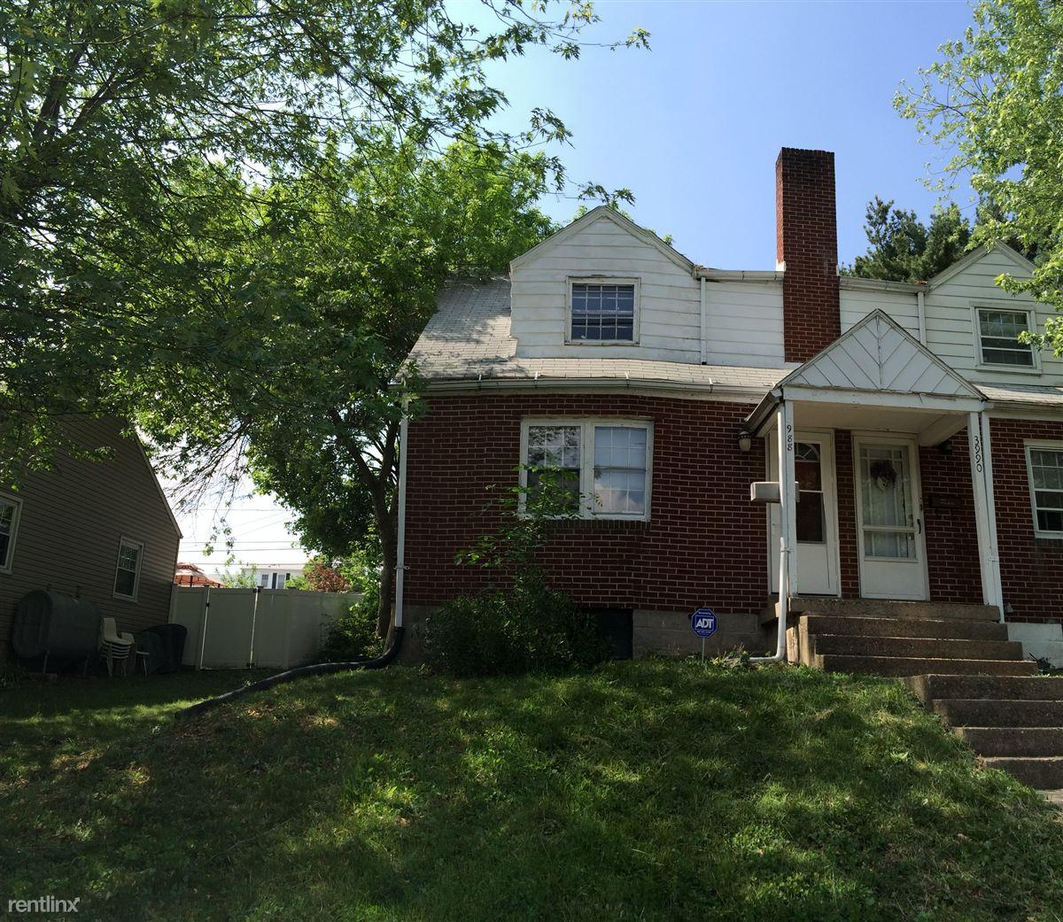 Duplex for Rent in Harrisburg
