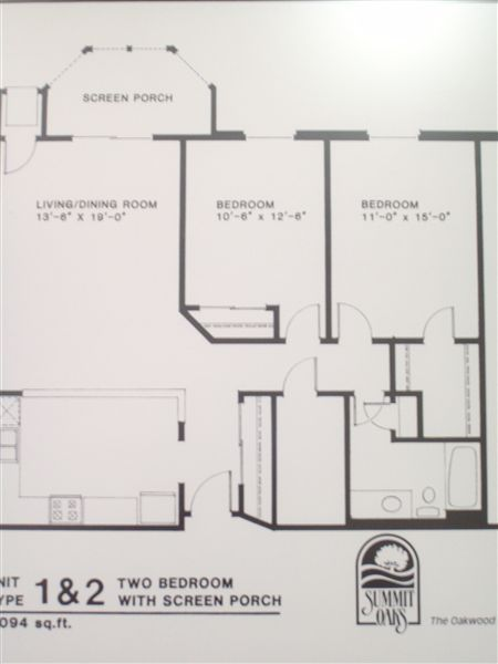 Oakwood Floor Plan