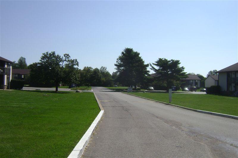 Driveway home