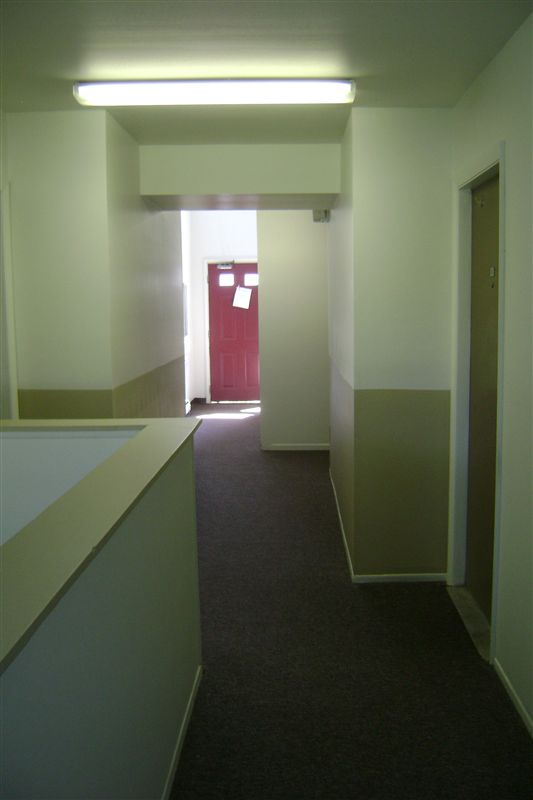 Common covered hallways