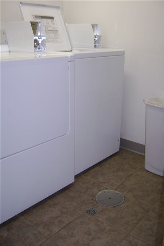Laundry Facilities On Site!