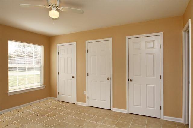 1 BR Closet