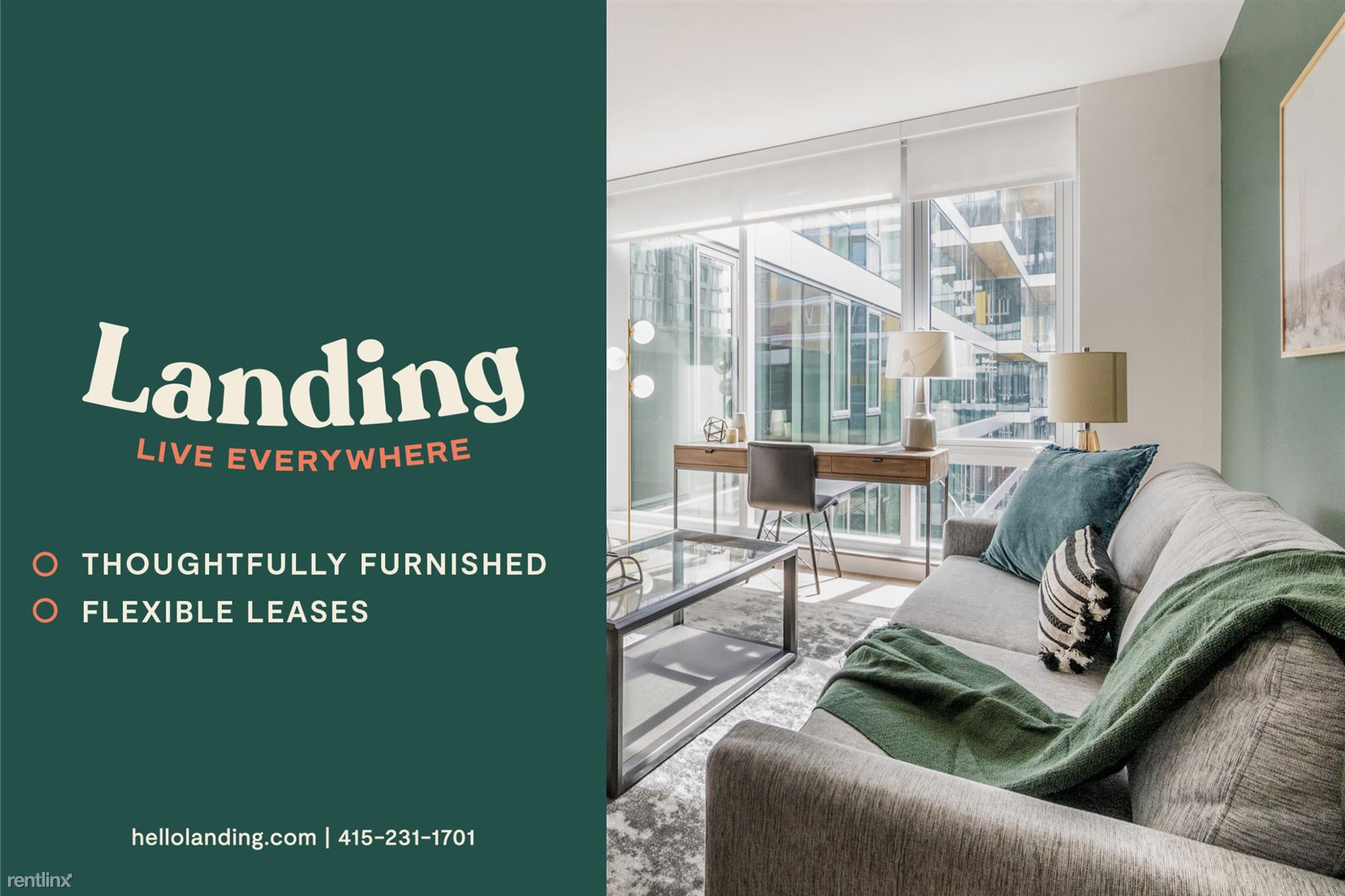 Landing Furnished Apartment Lost Lake