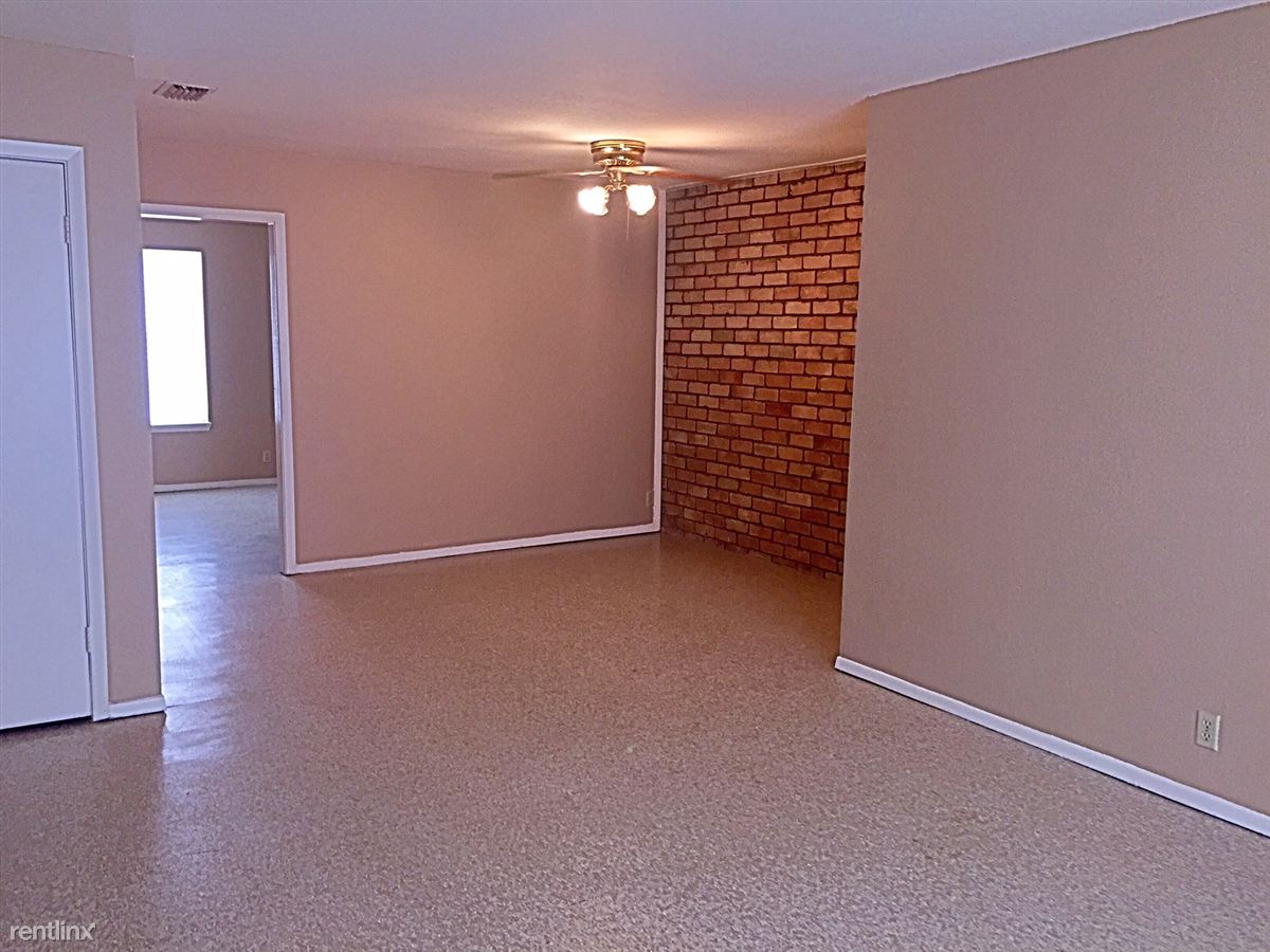 Apartments are being updated to tile floors and new paint colors.