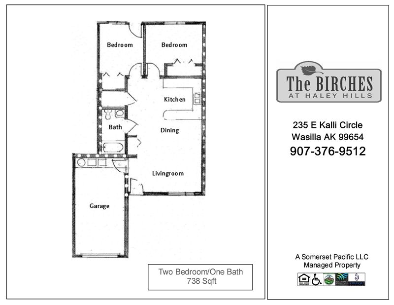 BIR-Two Bedroom FP 2