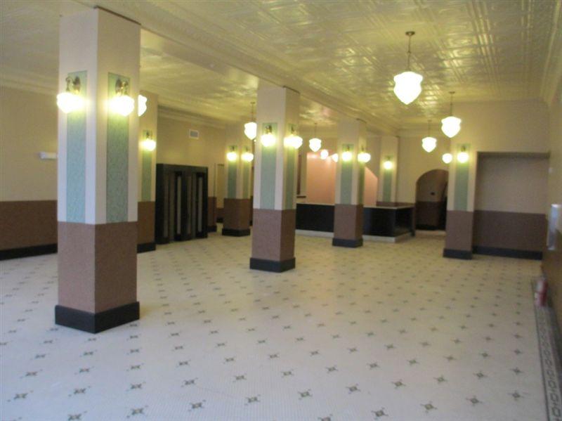 Chickasha Foyer