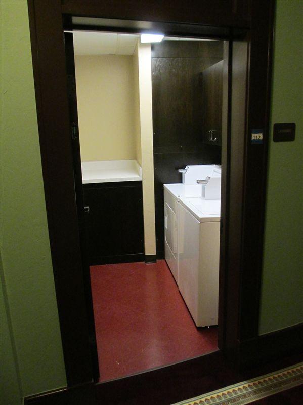 Chickasha Laundry Facilities