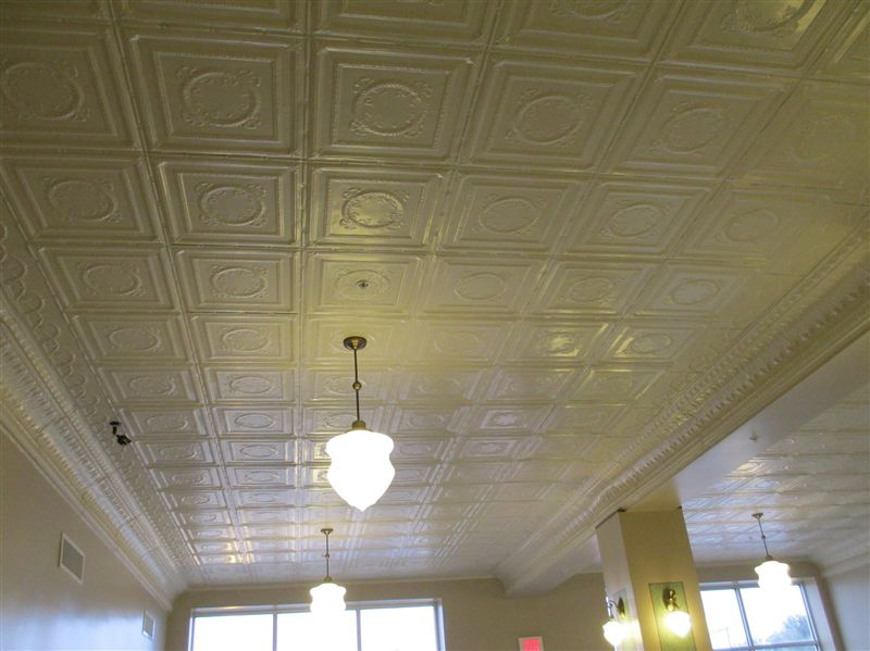 Chickasha Ceiling Tile