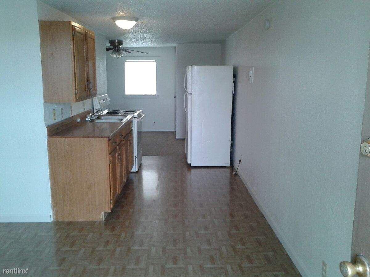 Living room - Kitchen