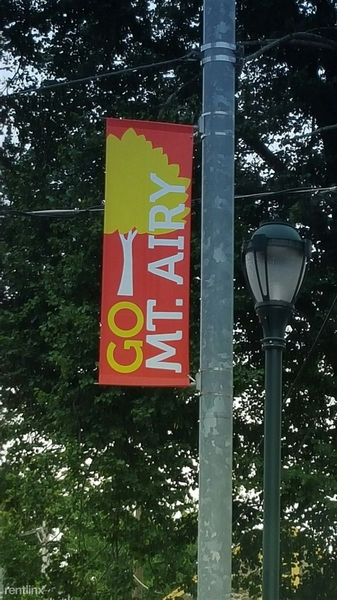 Go Mt. Airy Sign