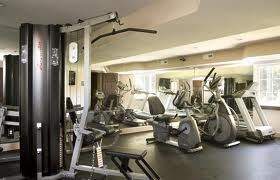 Our beautiful fitness center