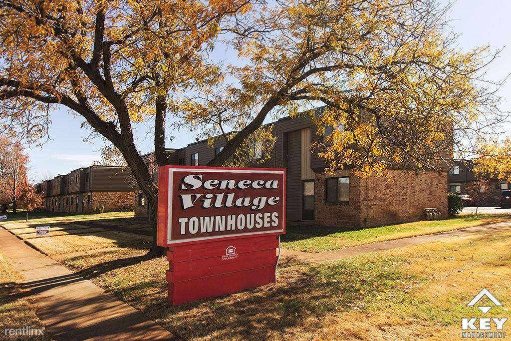 Seneca Village Sign