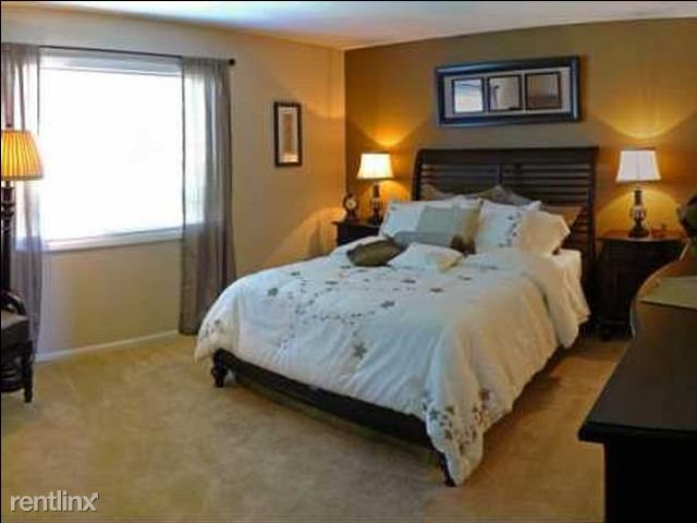 Spacious Bedrooms with amazing natural lighting