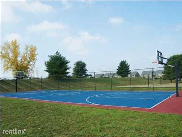 Recreational Basketball Court