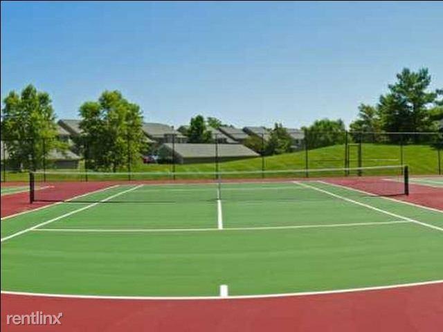 Recreational Tennis Court