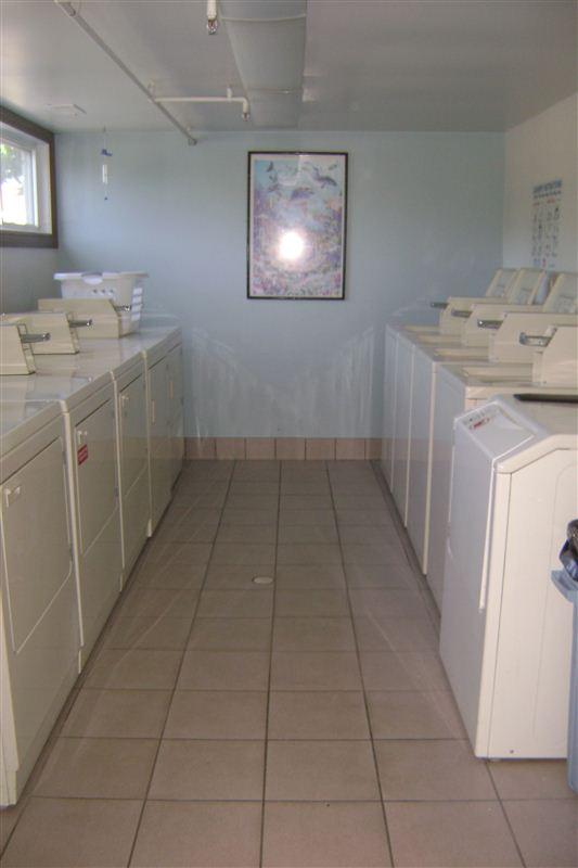 Plenty of Laundry Options