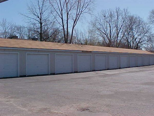 Optional Garages