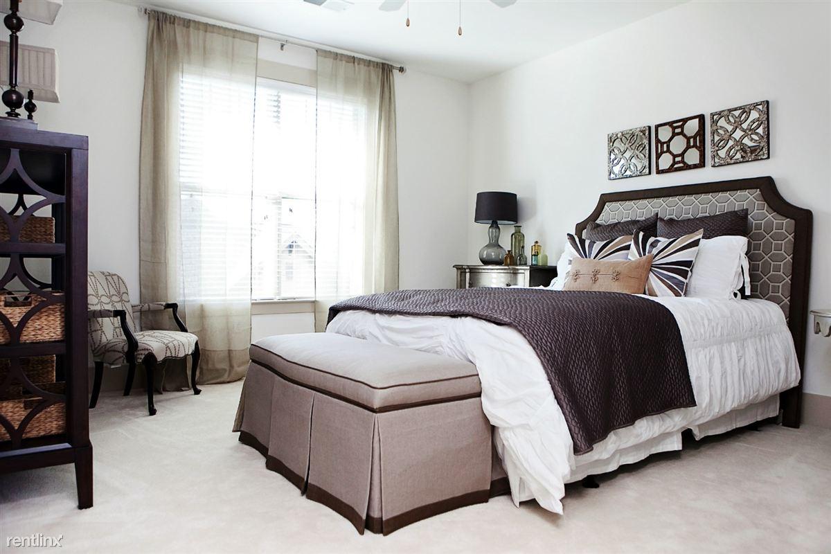 Columbia bedroom