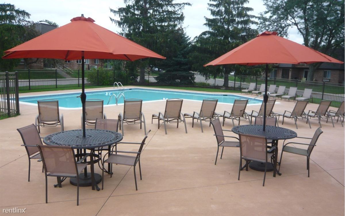 Relax in our newly remodeled pool