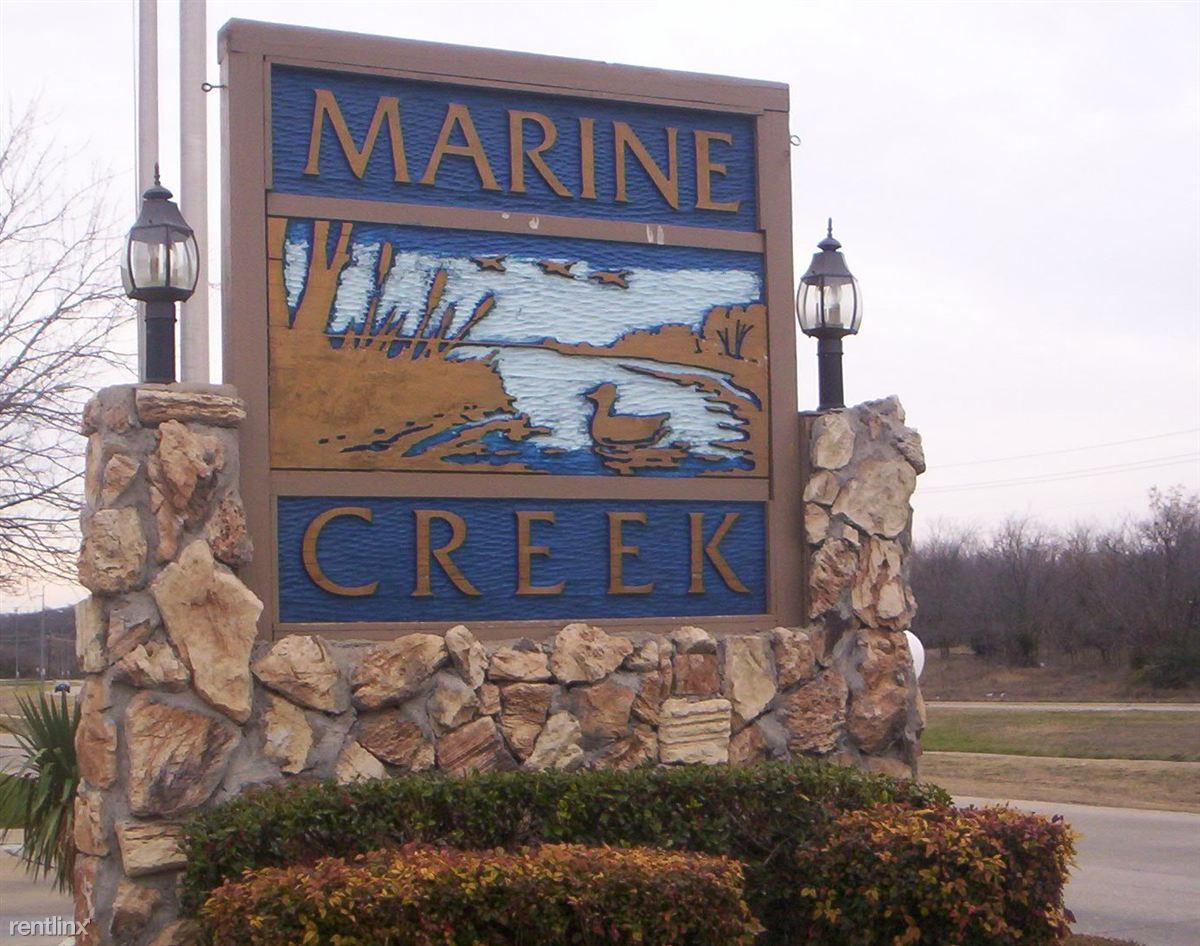 marine creek