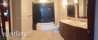 One bedroom Bathroom