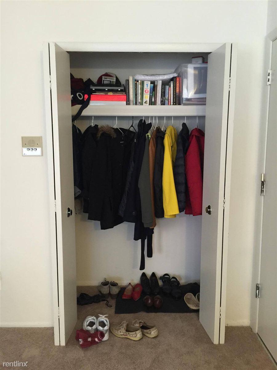 extra coat space