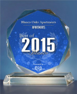 2015 Best of Blanco Award_Apartments