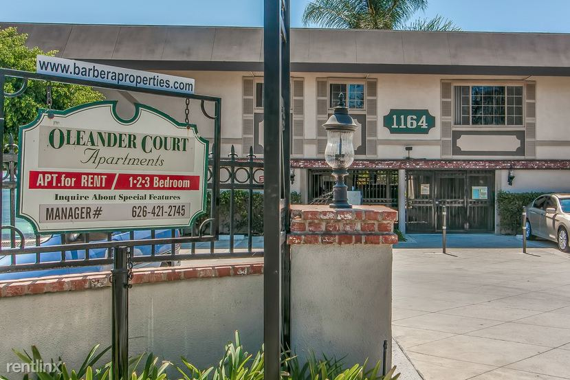 $1845 per month , 1164 W Duarte Rd, Oleander Court Apartments