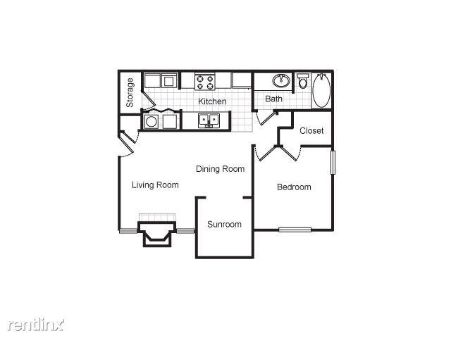 Piedmont Floor Plan
