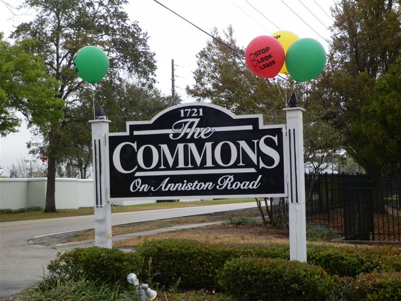 The Commons on Anniston Road