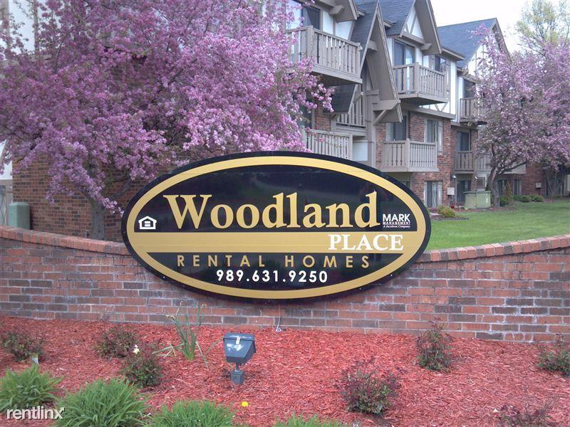 sign woodland on sag