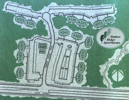 Timber Ridge Site Plan