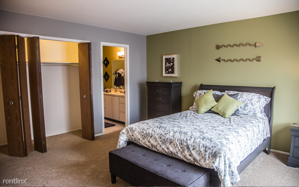 Tons of Space in this Master Bedroom