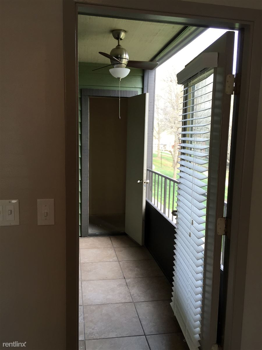 French Door and Storage