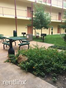Residents Courtyard