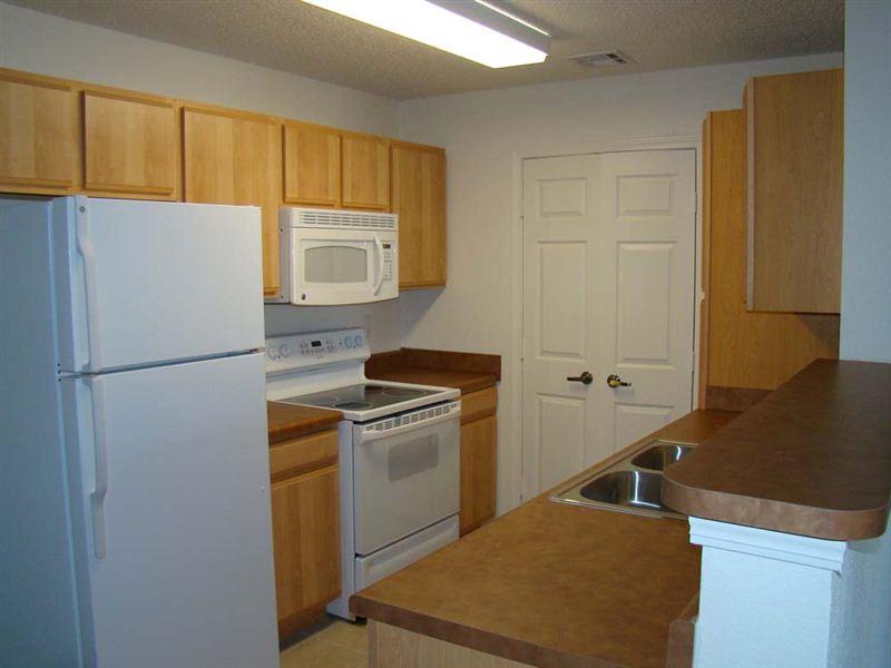 Big Springs Heights Kitchen