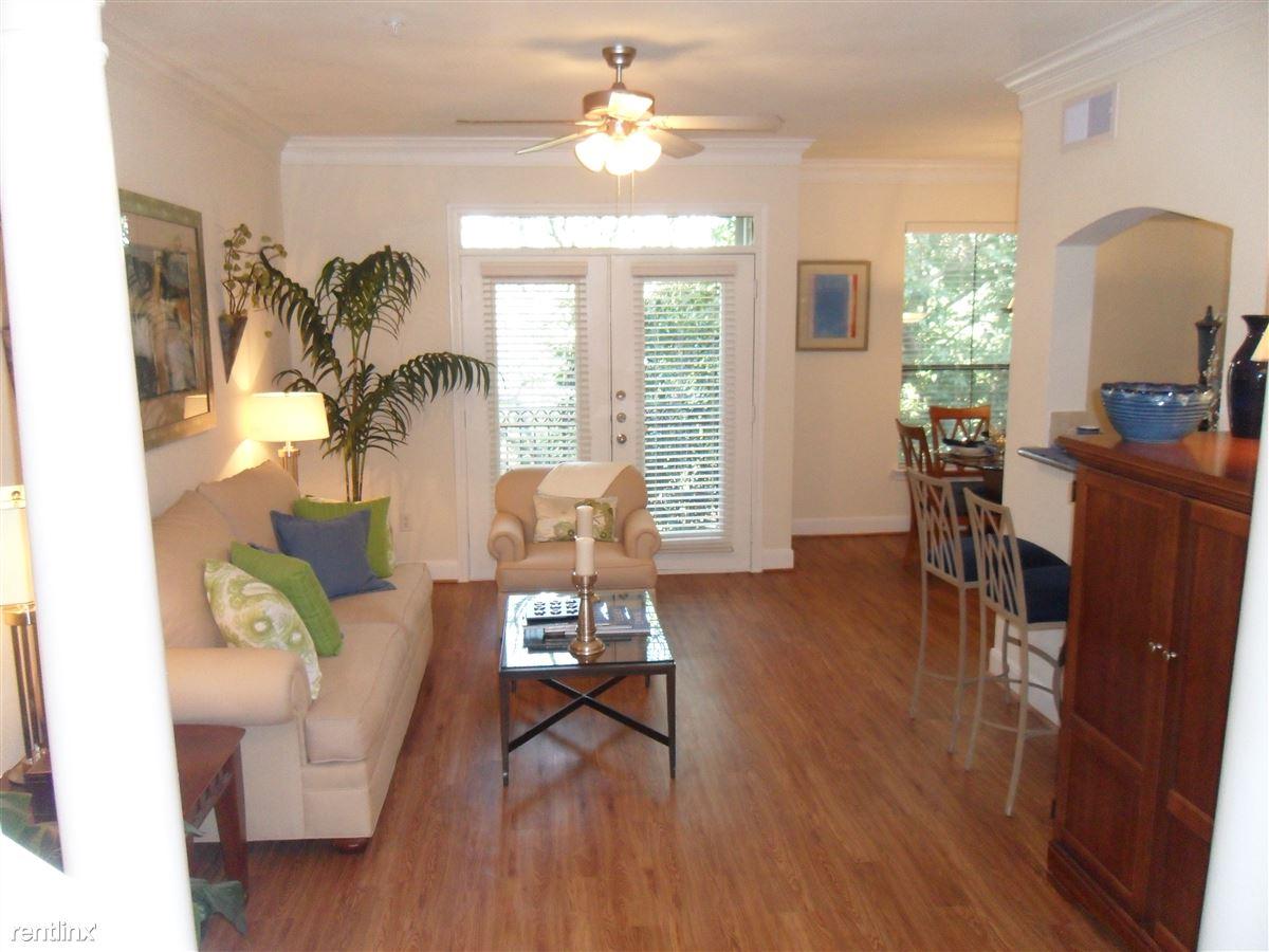 Living room. So spacious!