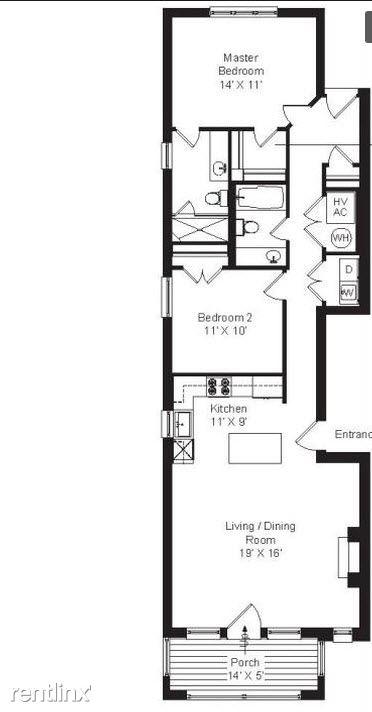 3221 Kenmore 3N floor plan