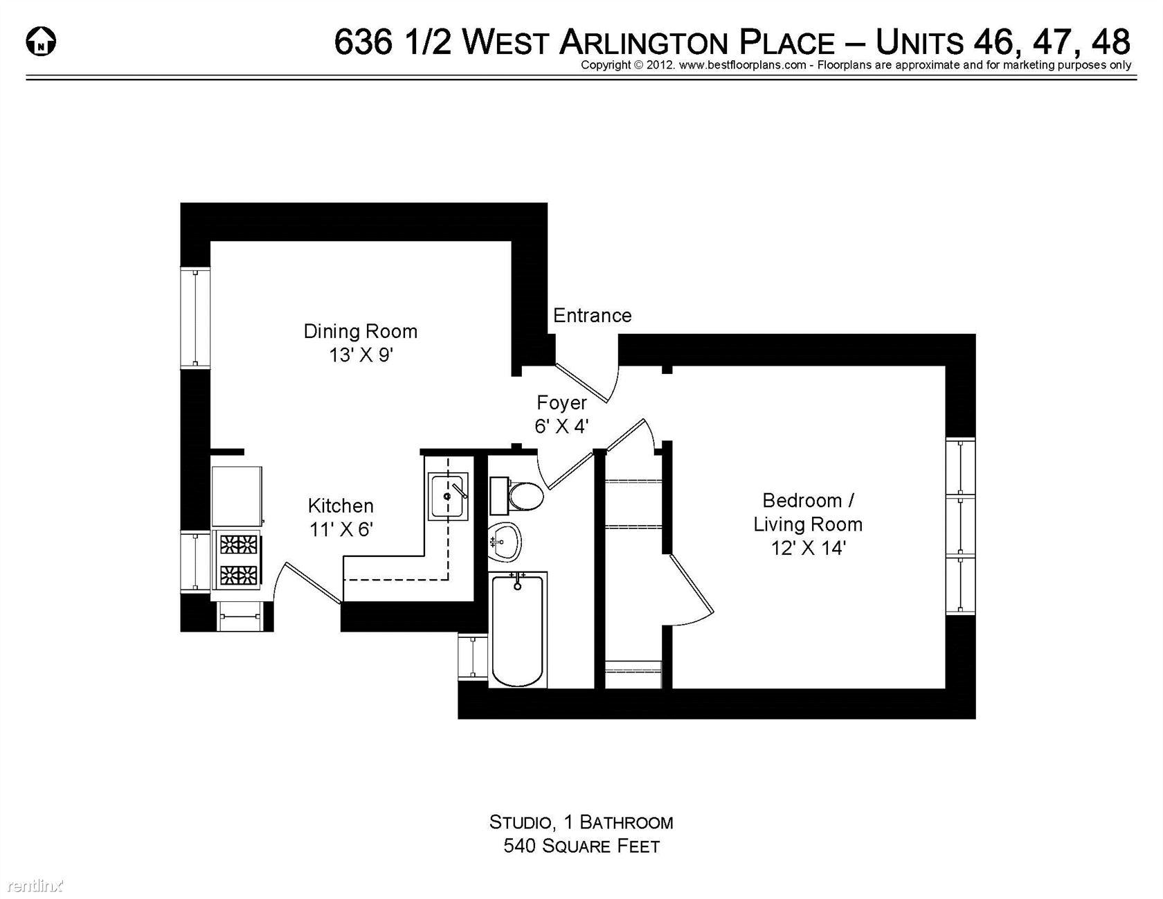 636.5 Arlington 46-48