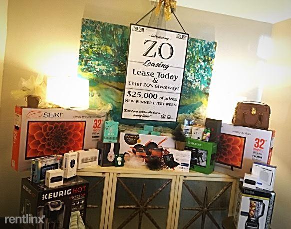 ZO Prizes